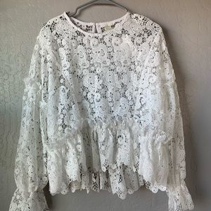 NWT H&M top size 8
